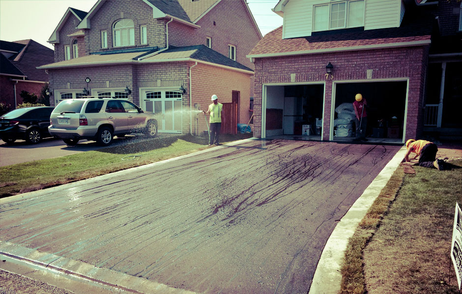 Paving Your Driveway Pays for Itself