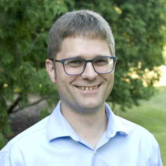 Pastoral Intern Lars Janssen