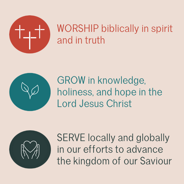 Vision of Central Baptist Church Brantford