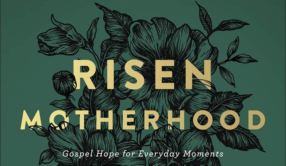 Risen Motherhood cover