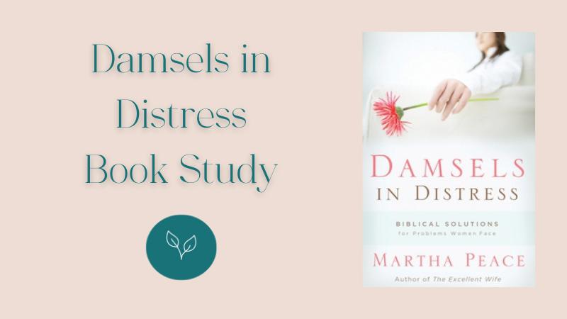 Damsels in Distress Book Study at Central Baptist Church Brantford