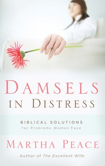 Damsels in Distress by Martha Peace book cover