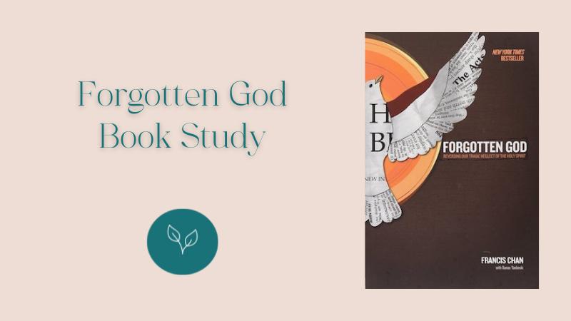 Forgotten God Book Study at Central Baptist Church Brantford