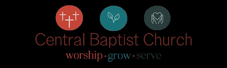 Central Baptist Church Brantford logo