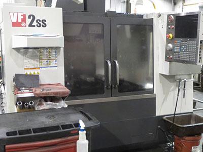 CNC Mills Machining Centers