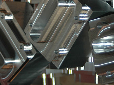 Machining Center Machined Parts