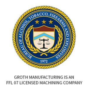 FFL-07 Licensed Machining and Manufacturing Company