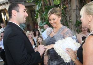 Personalized Ceremony for Wedding Vow Renewal with Reverend Arlene Goldman