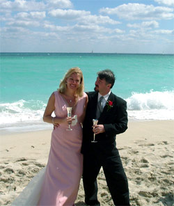 Renew Wedding Vows on The Beach in South Florida