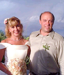 Beautiful Wedding Vow Renewal Ceremony