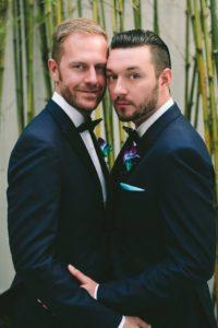 Gay Wedding at The W South Beach