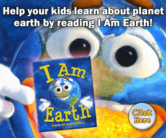 I Am Earth Book for Kids