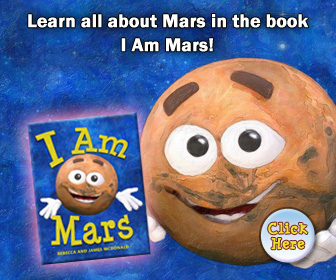 Mars Book for Kids