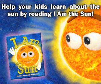 I Am Sun Book for Kids