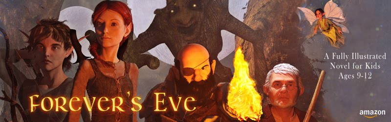 Forever's Eve Fairy Book for Children