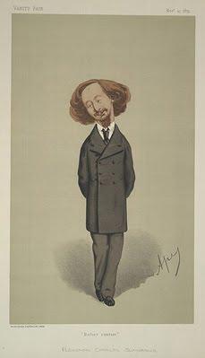 Famous Poets Algernon Charles Swinburne
