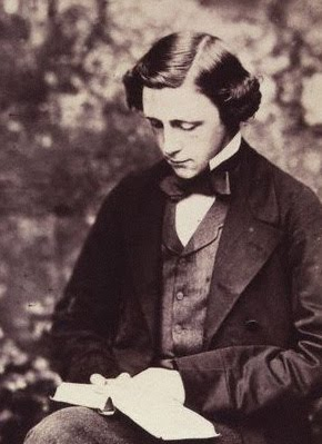 Famous Poets Lewis Carroll