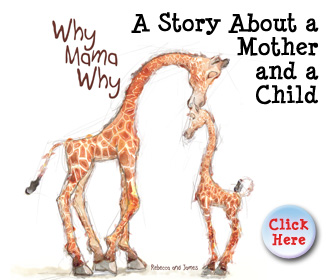 Mother and Child Book Why Mama Why