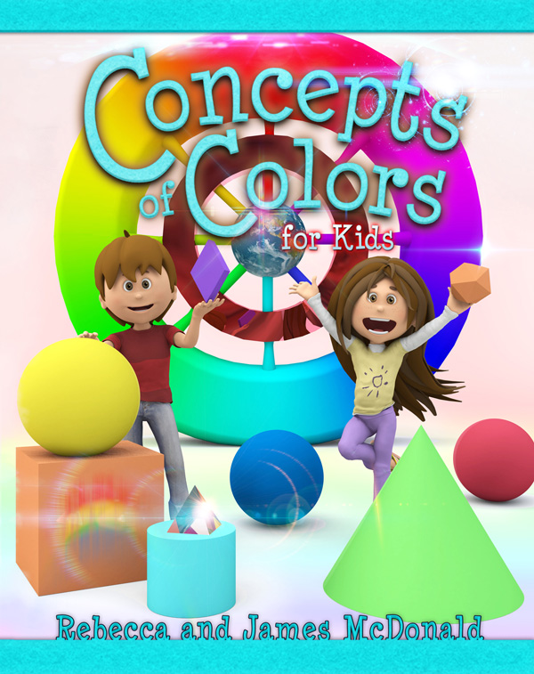 Concept Book about Color for Kids