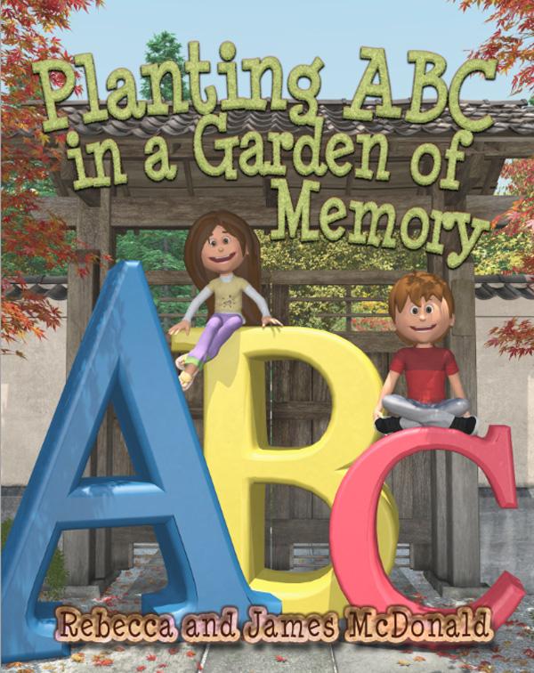 Memory Alphabet Book