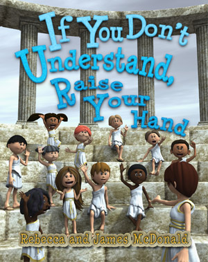 Raise Your Hand Book for Kids