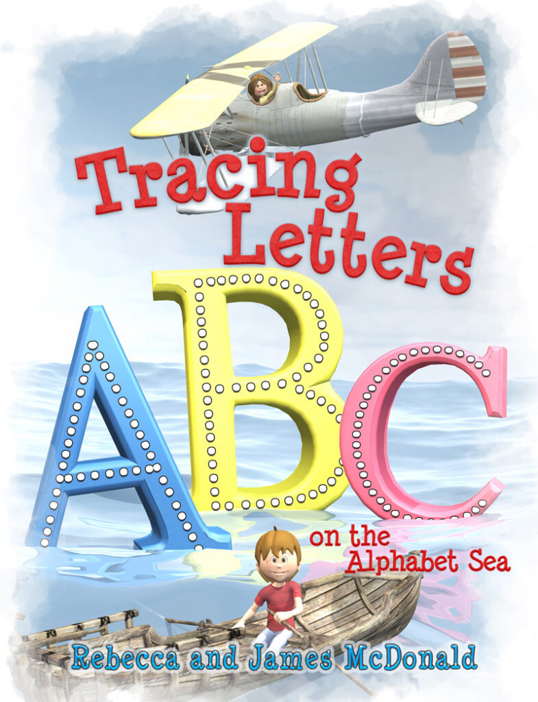 Tracing letters Book for Kids