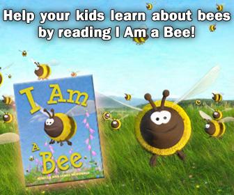 I Am A Bee Book