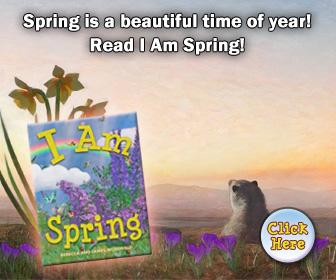 I Am Spring book for Kids