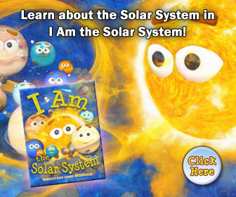 I Am the Solar System Book for Children