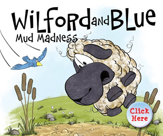 Wilford and Blue Mud Madness Children's Book