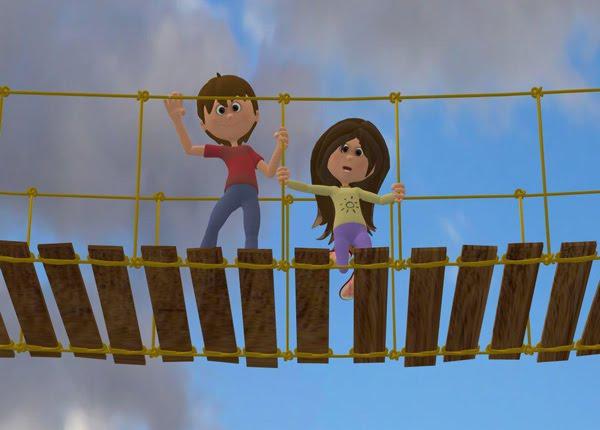 The Bridge of Life Poem for Kids