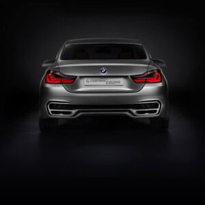 World Premiere: BMW 4 Series Coupe