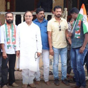 ಬೈಂದೂರು: ಬಿಜೆಪಿ ಶಾಸಕರ ಸರ್ವಾಧಿಕಾರಿ ದೋರಣೆ ವಿರೋಧಿಸಿ 50ಕ್ಕೂ ಹೆಚ್ಚು ಯುವಕರು ಕಾಂಗ್ರೆಸ್ಗೆ ಸೇರ್ಪಡೆ.