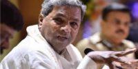 225ಜನ ಶಾಸಕರನ್ನು ಅವಮಾನಿಸಿರುವ ಡಾ. ಸುಧಾಕರ್ ವಿರುದ್ಧ ಕಾನೂನು ಕ್ರಮ: ಸಿದ್ದರಾಮಯ್ಯ