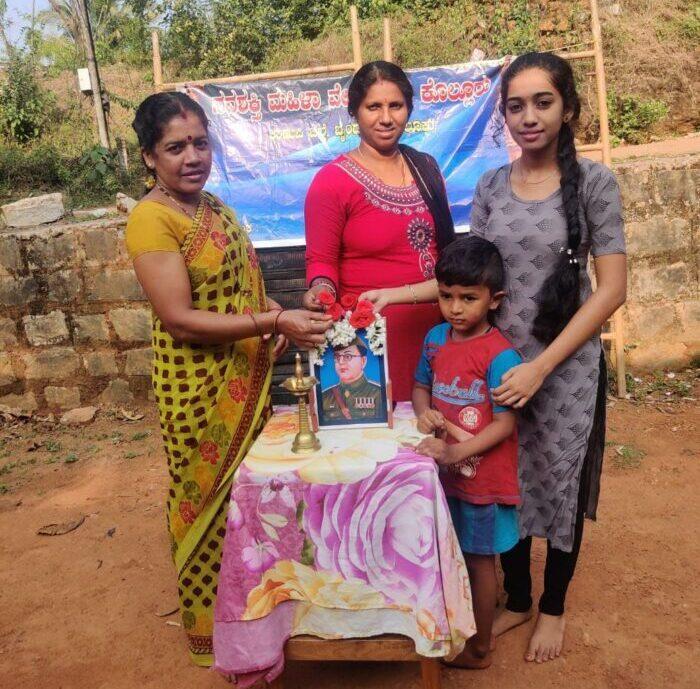 ಕೊಲ್ಲೂರು: ನವಶಕ್ತಿ ಮಹಿಳಾ ವೇದಿಕೆಯಿಂದ ಪರಾಕ್ರಮ ದಿನ ಆಚರಣೆ