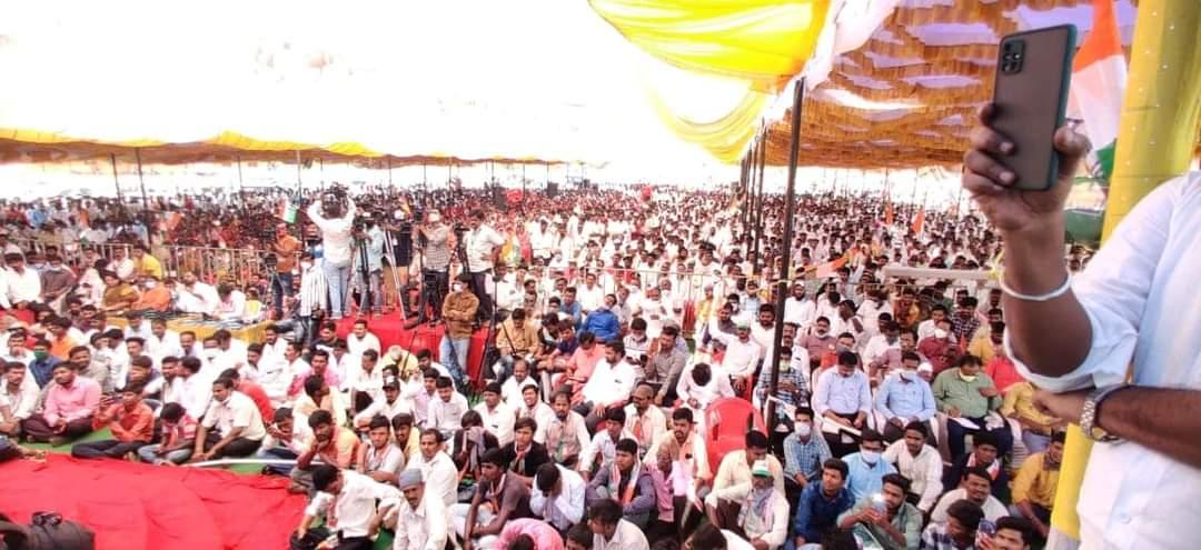 Breaking News : ಪಿ.ಜಿ.ಆರ್ ಸಿಂದ್ಯಾ ಕಾಂಗ್ರೆಸ್ ಸೇರ್ಪಡೆ.
