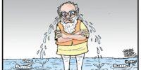 cartoon corner: ಮೊಸಳೆ ಕಣ್ಣೀರು ಮತ್ತು ಗಂಗಾನದಿಯಲ್ಲಿ ತೇಲುತ್ತಿರುವ ಶವಗಳು!