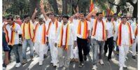 ಜೂನ್ 10 ರಂದು 'ಉಚಿತ ಲಸಿಕೆ ಕೊಡಿ, ಇಲ್ಲವೇ ಅಧಿಕಾರ ಬಿಡಿ' ಪ್ರತಿಭಟನಾ ದಿನ: ಕರ್ನಾಟಕ ರಕ್ಷಣಾ ವೇದಿಕೆ
