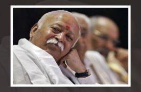'ವಿಜಯದಶಮಿಯಂದು BJP ಯ ಕೋಮುವಾದಿ ಚುನಾವಣಾ ಪ್ರಚಾರ ಪ್ರಾರಂಭಿಸಿದ RSS ಭಾಗವತರು'
