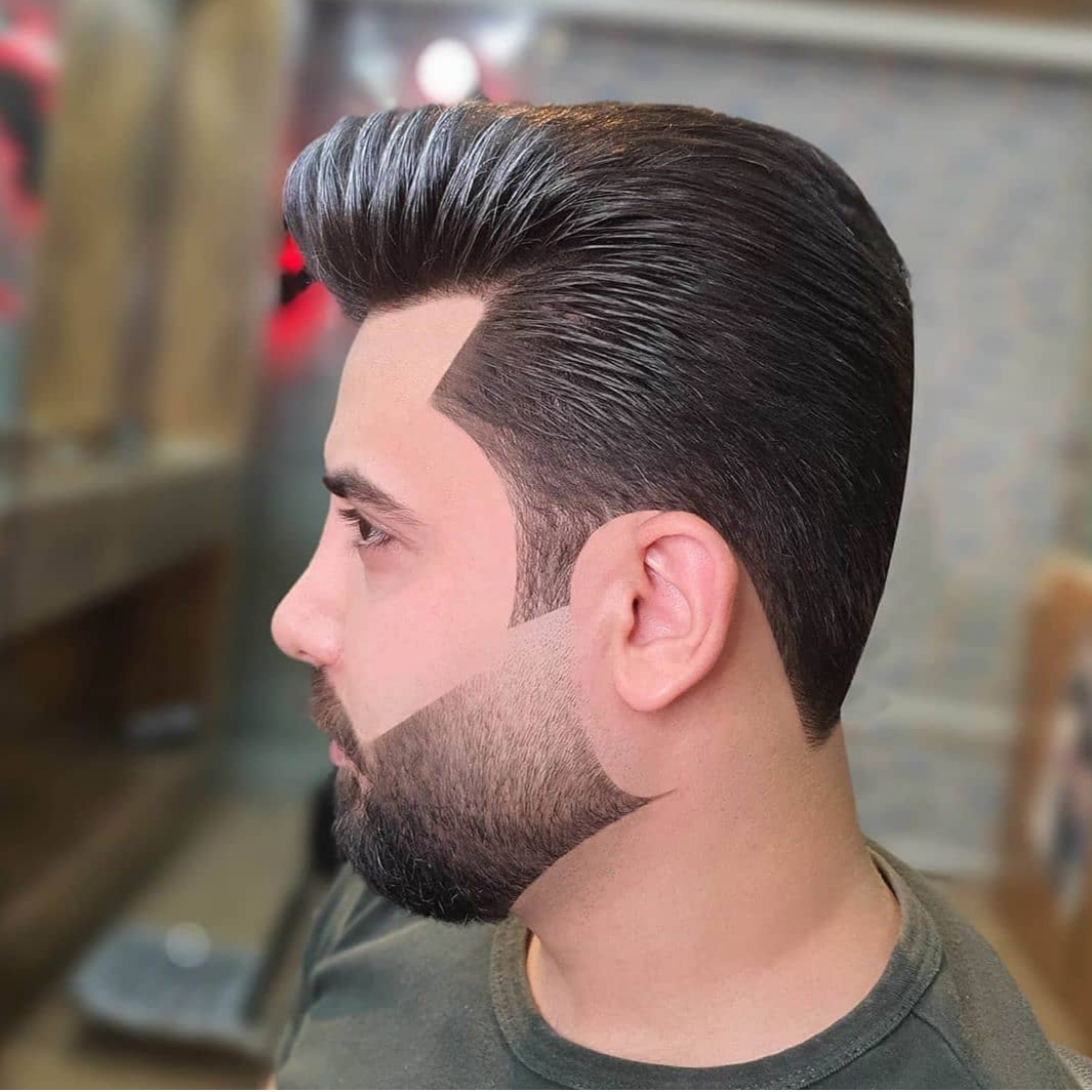 Gents Hair Cut Commercial All India Hair And Beauty Association Madhya Pradesh