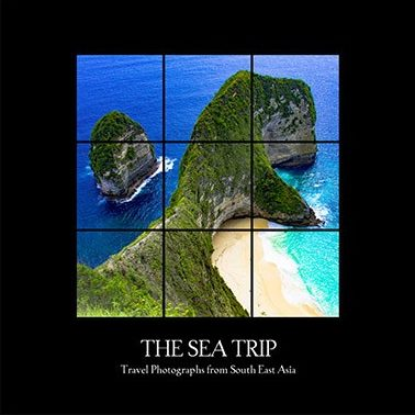 South East Asia Travel Photo Book