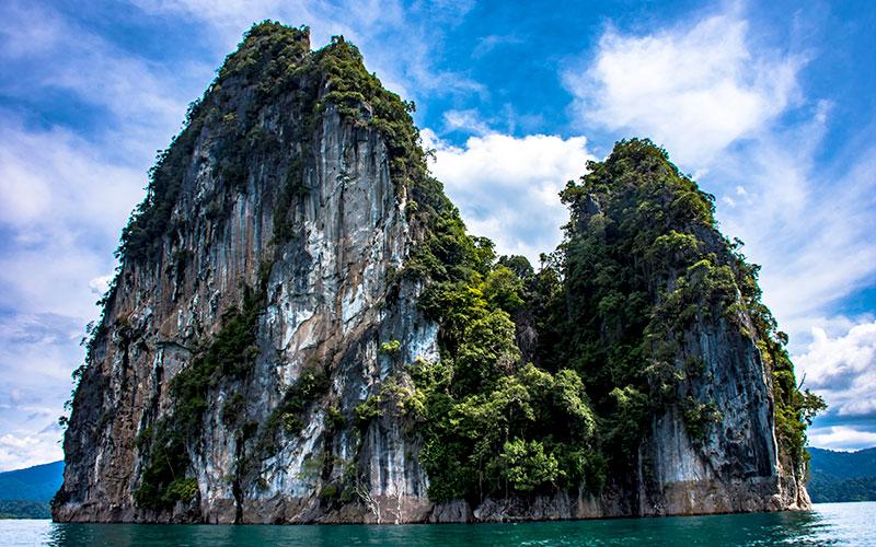 Cheow Lan Lake - Thailand