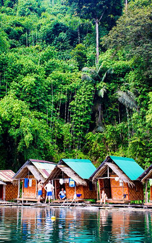 Thailand Jungle Lodge