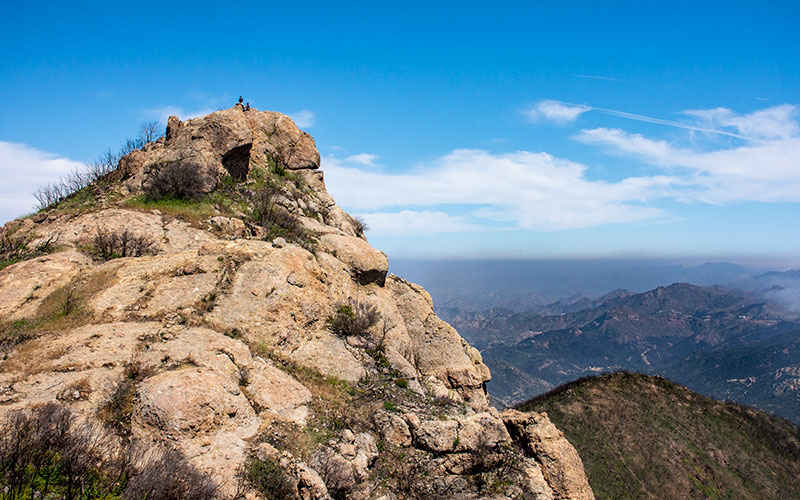 Sandstone Peak - Santa Monica Mountains