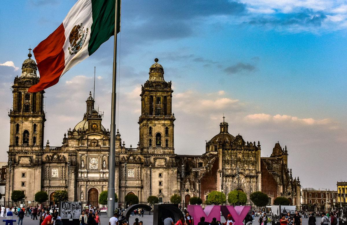 Zocolo, Mexico City