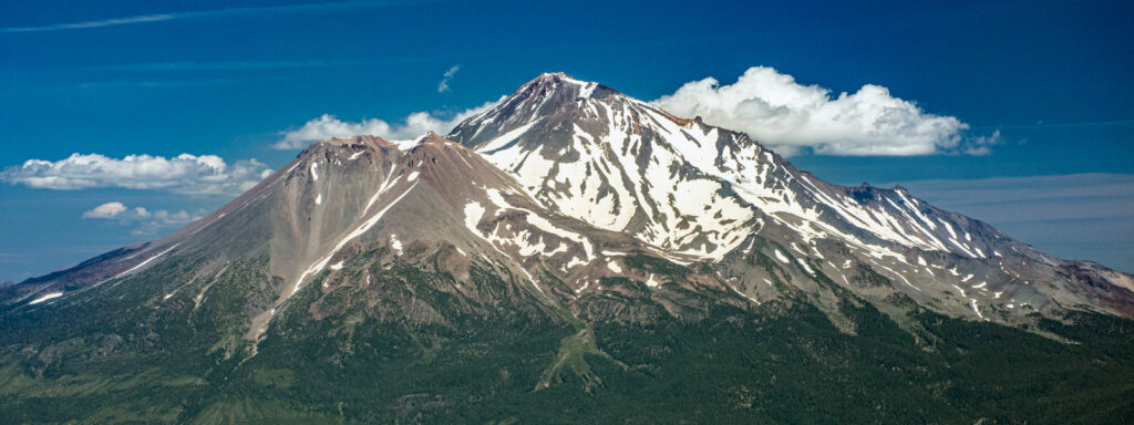 Mt. Shasta - Northern California Volcano