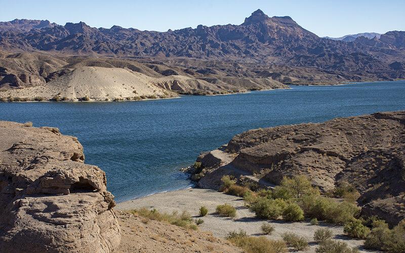 Lake Mohave - Colorado River