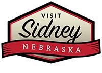Visit Sidney NE Logo