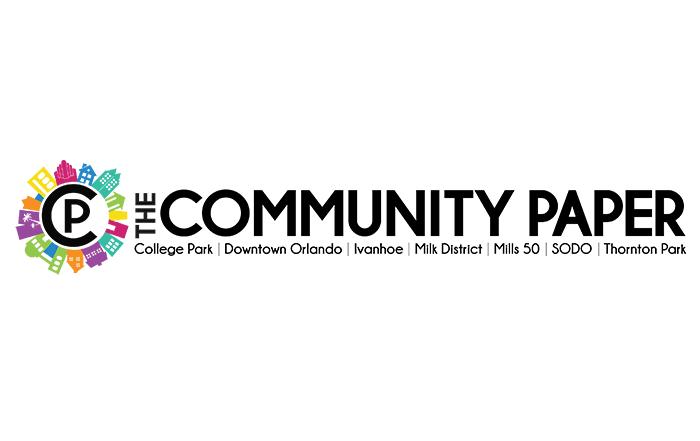 logo - The Community Paper