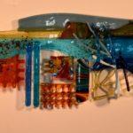 Sabra Richards - Coral Turquoise Wall Art
